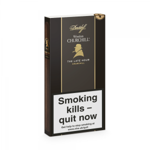 Davidoff Winston Churchill The Late Hour Churchill Cigar - Pack of 4