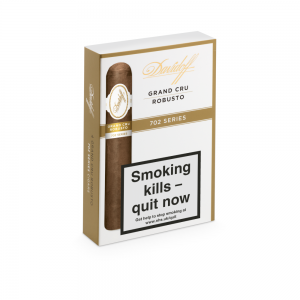 Davidoff 702 Series Grand Cru Robusto Cigar - Pack of 4