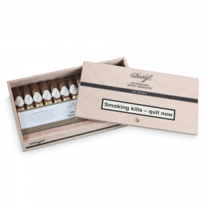 Davidoff 702 Series Aniversario Short Perfecto Cigar - Box of 25