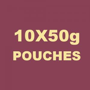 Germains King Charles Mix Pipe Tobacco 10x50g Pouches