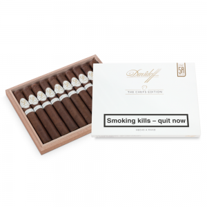 Davidoff Chefs Edition Limited Edition 2018 Cigar - Box of 10 (End of Line)