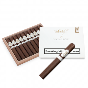 LIMITED TIME OFFER - Davidoff Chefs Edition Limited Edition 2018 Cigar - 11 Cigars