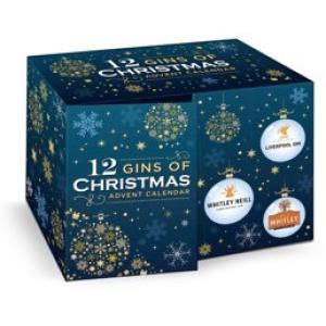 12 Gins of Christmas Advent Calender