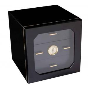 SLIGHT SECONDS - Adorini Chianti Deluxe Cigar Humidor - Medium - 100 Capacity