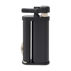 Tsubota Pearl - Eddie Pipe Lighter with Tool - Matt Black