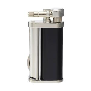 Tsubota Pearl - Eddie Pipe Lighter with Tool - Black