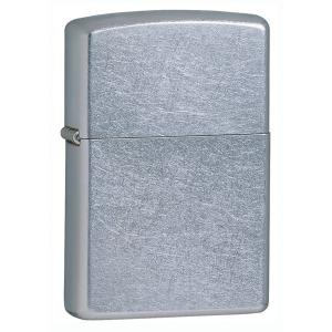 Zippo Regular Lighter - Street Chrome