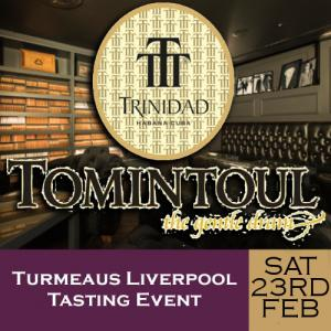 Turmeaus Liverpool Cigar and Whisky Tasting Event 23/02/19