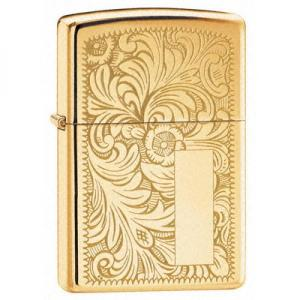 Zippo Regular Lighter Ventian - Brass