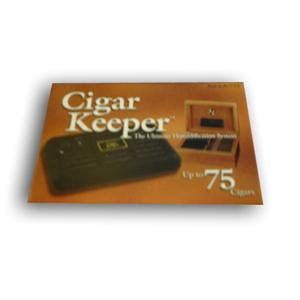 Cigar Keeper Humidifier - 75 cigars capacity