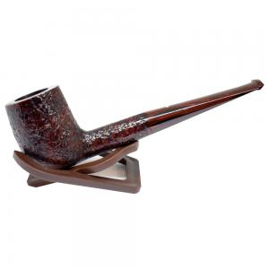 Alfred Dunhill Pipe – The White Spot Cumberland Pipe Straight Rhodesian (4103)