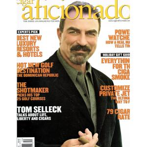 Cigar Aficionado - Nov/Dec 2007