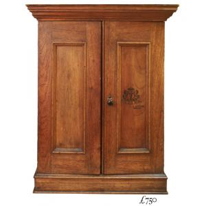 Beck antique cigar cabinet