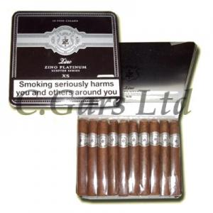 Zino Platinum XS Cello Cigars - Tin of 10