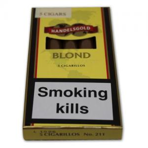 Handelsgold Cigarillos Blond – 5 cigars