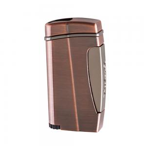 Xikar Executive II Single Jet Lighter - Vintage Bronze