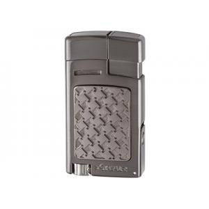 Xikar Forte Soft Flame Lighter with Punch Cutter - G2