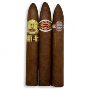 55th Birthday Habanos Campana Cuban Sampler - 3 Cigars