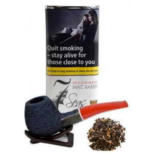 Mac Baren 7 Seas Pipe Tobacco Regular 040g (Pouch)