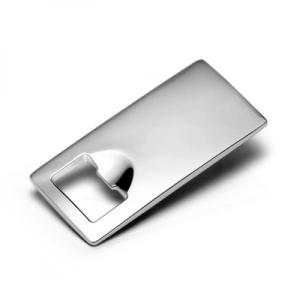 Silver Plated Personalised Bottle Opener