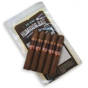 Alec Bradley Orchant Seleccion Shorty - Bundle of 5 in Boveda Humi Bag