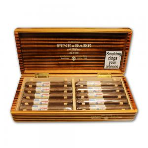 Alec Bradley Fine and Rare 2018 Cigar - Grand Toro Cigar - Box of 10