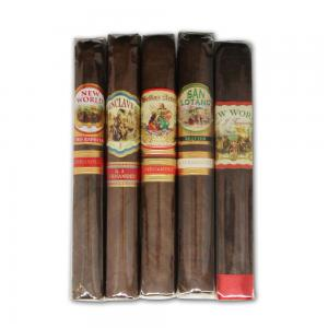 A.J. Fernandez Toro Selection Sampler - 5 Cigars