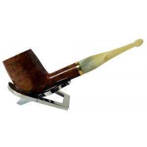 Alberto Paronelli Volkan Bottega 9mm Fishtail Pipe (ART083)