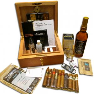 Adorini Cedro Compendium - New World Cigar Pairing