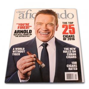 Cigar Aficionado - January/February 2017