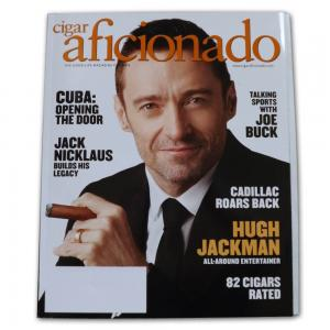 Cigar Aficionado – MARCH/APRIL 2015