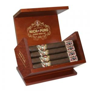 Alec Bradley - Nica Puro Diamond Rough Cut Cigar - Box of 16 (Discontinued)