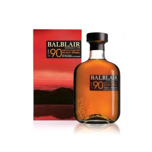 Balblair 1990 Single Malt Scotch Whisky - 70cl 46%