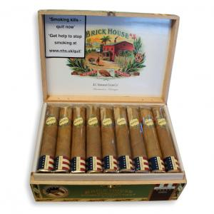 Brick House Double Connecticut Robusto Cigar - Box of 25