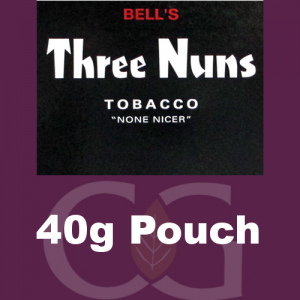 Bells Three Nuns Pipe Tobacco - 40g Pouch