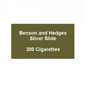 Benson & Hedges Dual - 10 Packs of 20 Cigarettes (200)