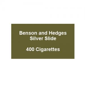 Benson & Hedges Dual - 20 Packs of 20 Cigarettes (400)