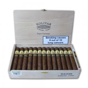 Bolivar Super Coronas Cigar (Limited Edition 2014) - Box of 25