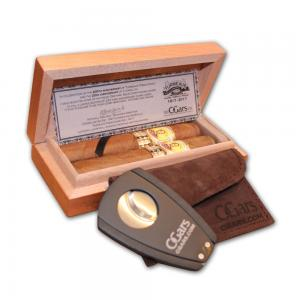 Turmeaus 200th Anniversary Twin Pack With X4 Cutter – Bolivar Royal Corona