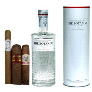 Botanist Islay Dry Gin & New World Selection Pairing Sampler