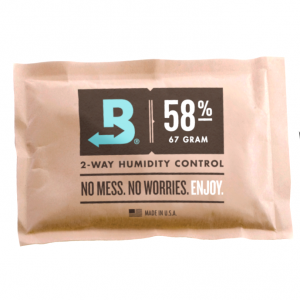 Boveda Humidifier - 67g Pack - 58% RH
