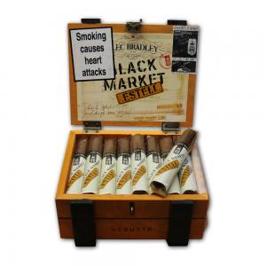 Alec Bradley - Black Market Esteli Robusto Cigar - Box of 22