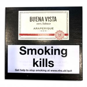 Buena Vista Araperique Cigarros - Pack of 10