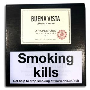 Buena Vista Araperique Short Robusto Cigar - Pack of 5