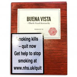 Buena Vista Dark Fired Kentucky Robusto Cigar - Pack of 5
