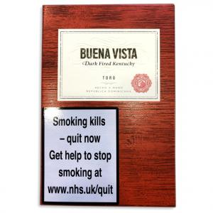 Buena Vista Dark Fired Kentucky Toro Cigar - Pack of 5