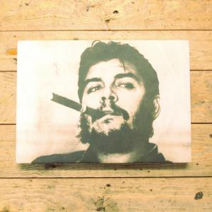 Exclusive - Che Smoking a Cigar Canvas