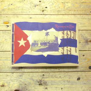 Exclusive - Postcard - Recuerdo de Cuba Canvas