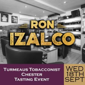Turmeaus Chester Whisky & Cigar Tasting Event - 18/09/19
