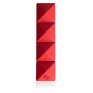 Colibri Quasar Punch Cigar Cutter - Red